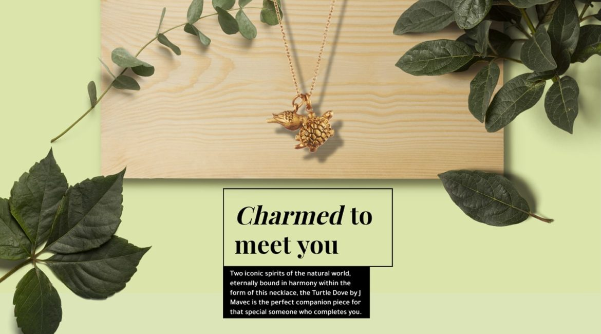 """Brand Development Campaign for Janet Mavec Jewelry 